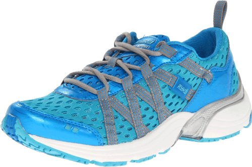 Ryka Womens Hydro Sport Water Shoe Scarpa Cross-training Blu Chiaro / Blu Medio / Grigio
