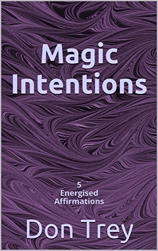 Magic Intentions: 5 Energised Affirmations (Energy Magic compare prices)