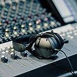 V-Moda-M-200-Studio-Cuffie-Monitor-Professionali-Taglia-Unica-Nero