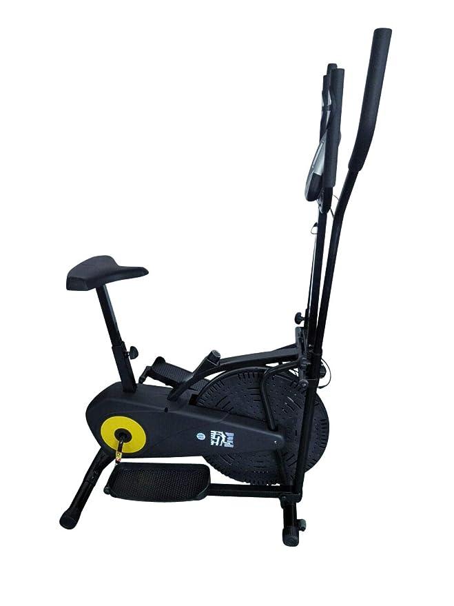Olympic 126 Elliptical - Bicicletas estáticas y de spinning para fitness, color negro: Amazon.es: Deportes y aire libre