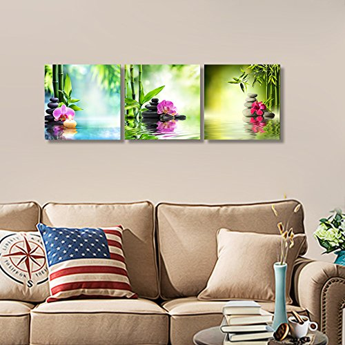 Canvas Print Wall Art Painting Picture Home Decor Zen