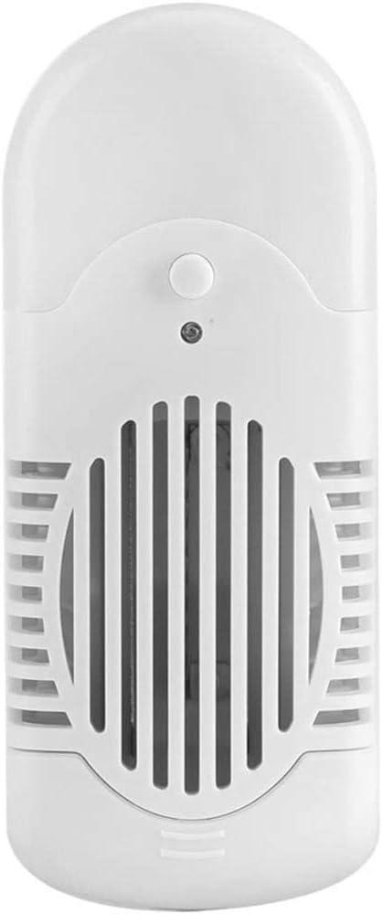 lxfy Purificador de Aire, purificadores de aniones para el Polvo, purificador de Aire portátil para máquina de ambientador de Pared con luz LED, Amantes/Regalos para niños