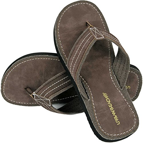 Urban Beach FW542 Ridge - Chanclas para hombre marrón - marrón