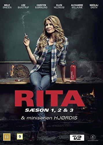 Rita: Seasons 1-3 + Hjørdis