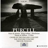 Purcell : Opéras (Coffret