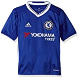 Adidas Soccer Chelsea Youth jersey, X-Large, Blue/White