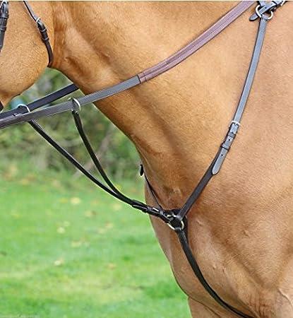 Pechera Aviemore para caballo de caza, arreo de equitación