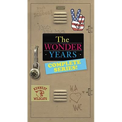 Image of Games The Wonder Years: Complete Series (26DVD)(Locker)