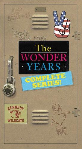 The Wonder Years: Complete Series (26DVD)(Locker) (Series Sisters Television)