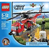 Lego City 60010 Fire Helicopter