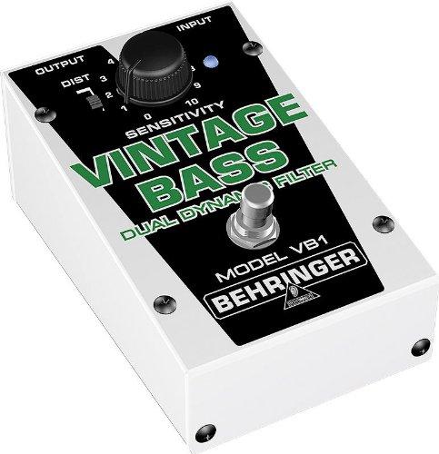 Behringer VB1 Vintage Dual Dynamic Filter by Behringer