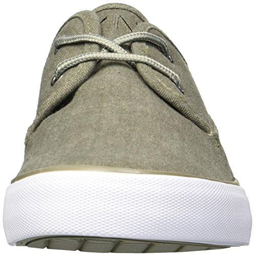 Marc New York Men's Bergen Sneaker Stone/Dark Stone/White free shipping shop for I7TQ07