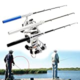 Best Compact Fishing Rod And Reels - Tulas Compact Telescopic Fishing Rod Pole Reel Pocket Review