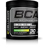 Cellucor, BCAA Supplement, Lemon Lime, 30 Servings