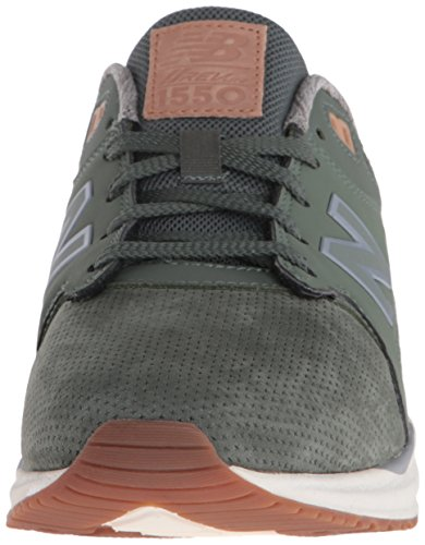 New Balance Herren Nbml1550aj Sport & Outdoorschuhe Verde (Slate Green)
