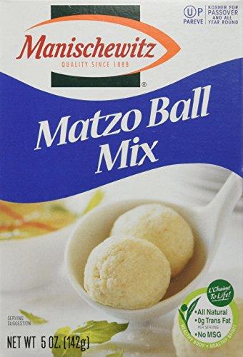 Manischewitz Matzo Ball Mix, 5-ounce boxes., (Pack of 3)