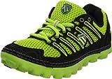 K-Swiss 62949 Vertical Tubes Cali-Mari Running Shoe (Little Kid/Big Kid),Green,1 M US Little Kid