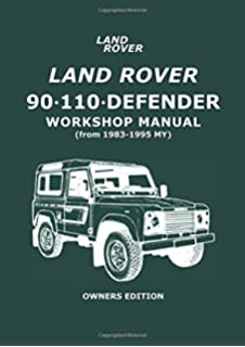 Land rover defender parts catalogue 90110130 1987 2006 r m land rover 90 110 defender workshop manual 1983 1995 my fandeluxe Choice Image