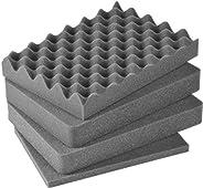 Pelican Case 1560 Foam Inserts Set 1561 by Cobra (4 Pieces)