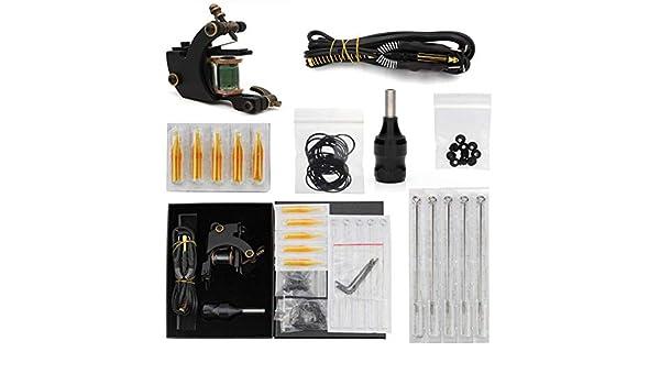 Kit de máquina de tatuaje de cartucho Pluma rotativa Máquina de ...