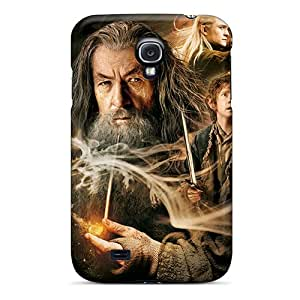 Protective Tpu Case With Fashion Design For Galaxy S4 (the Hobbit The Desolation Of Smaug)