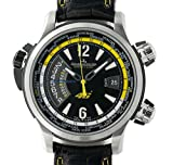 Jaeger LeCoultre Master Compressor automatic-self-wind mens Watch 177.T4.7V (Certified Pre-owned)