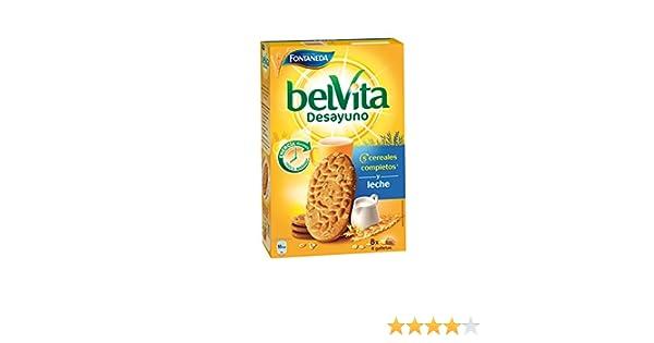 Belvita Desayuno - Galleta de Cereales con Leche, 400 g: Amazon.es: Alimentación y bebidas
