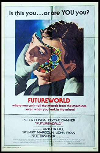Futureworld Movie Poster