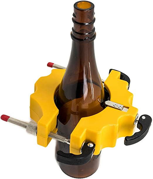 Cortador de Botellas/Vidrio, Kit Resistente Y Duradero Para ...