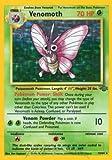 Pokemon - Venomoth (13) - Jungle - Holo