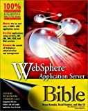 img - for WebSphere Application Server Bible: 1st (First) Edition book / textbook / text book