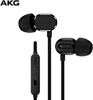 AKG N20 In-Ear Headphones with Universal 3 Button Remote
