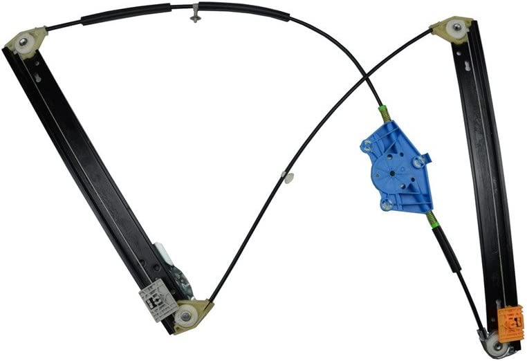 A-Premium Power Window Regulator without Motor for Audi A4 A4 Quattro RS4 S4 2002-2008 Front Right Passenger Side