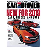 Deals on Car and Driver Magazine Subscription 4 Yr 48 Issues