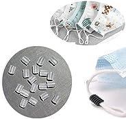 Ear Adjustment Lanyard Buckle Creative Soft Plastic Silicone Round Elastic Cord Buckle Ear Mask Rope Adjuster