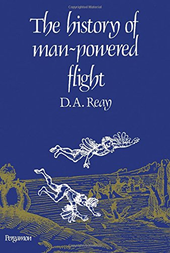 The History of Man-powered Flight