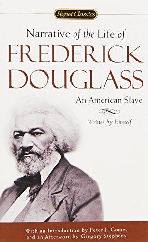 Narrative of the Life of Frederick Douglass (Signe…