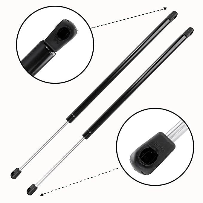 Amazon Com Automuto 6190 Lift Supports Gas Struts Shocks Springs