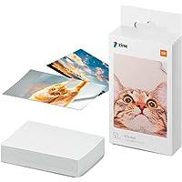 "Xiaomi TEJ4019GL Mi Portable Photo Printer Paper, 2 x 3"" (20 Sheets)"