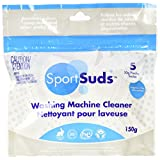 Sport Suds Washing Machine Cleaner, 5 Pouch
