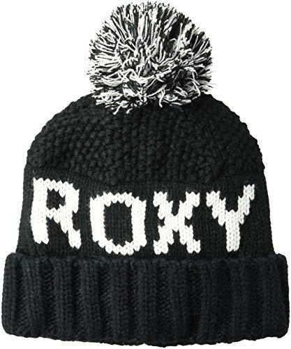 - Roxy Snow Junior's Tonic Snow Beanie, True Black, 1SZ