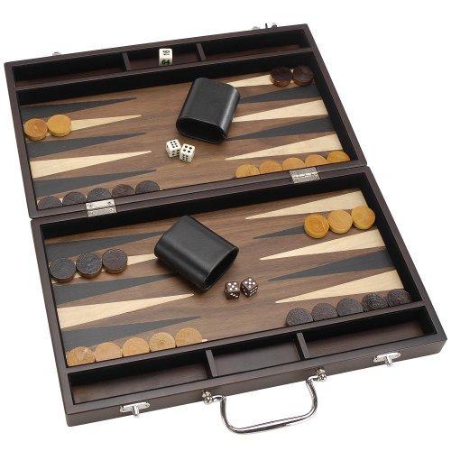 【人気No.1】 Pavilion Deluxe Backgammon Game by Toys R R Game Us [並行輸入品] by B0161XGGB6, ファーストキャスト:c45ab50e --- arianechie.dominiotemporario.com