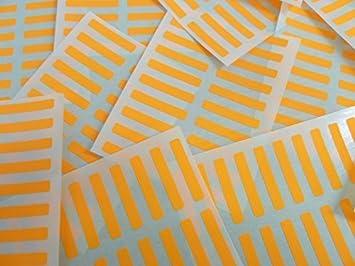 Orange vif fluo