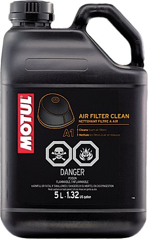 Motul 103247 air filter clean 5l (103247)