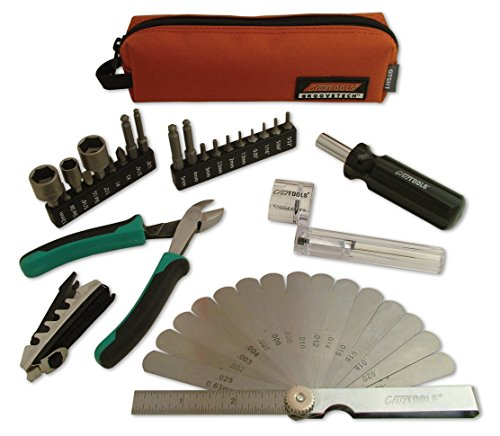 CruzTools Stagehand Compact Tech Kit Guitar Tools (GTSH1)