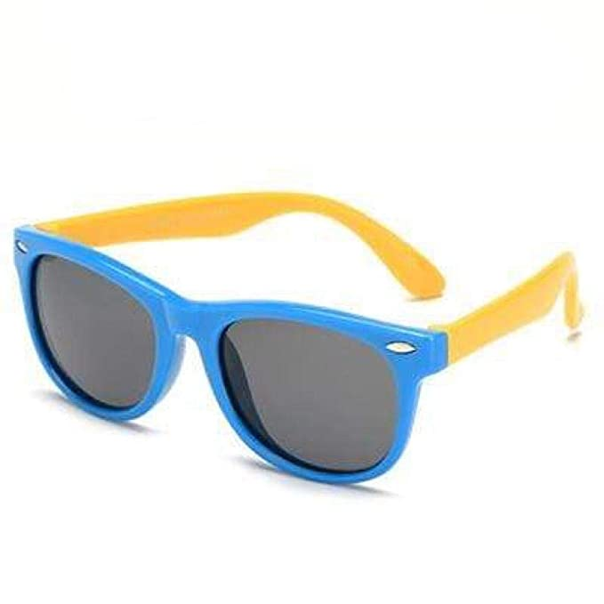 BOOLAVARD Flexible para niños Gafas de sol Polarizadas para ...