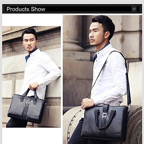 Marrón Bolsa Negro Maletín Bags Bolso 2017 Free nbsp;gentleman Messenger Macho Ranbow Impermeable Bolsa De Color Oq8PwBAn