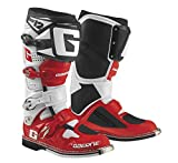 Gaerne 2018 SG-12 LE Boots (9) (WHITE/RED/BLACK)
