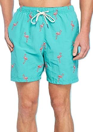 289303664d Tommy Bahama Flamingo Coast Swim Trunks | Amazon.com