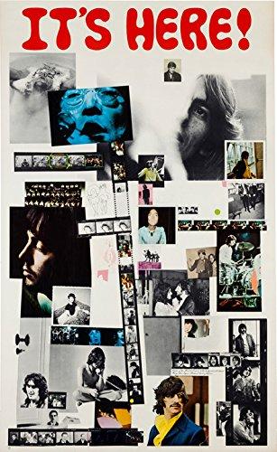 Beatles White Album Promotional Poster Replica 13 x 19 Photo Print